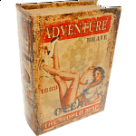 Adventure Book - Safe Box