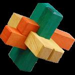 Kumiki Puzzle - 6 Piece