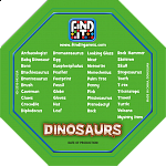 Find It - Dinosaurs