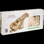 Mechanical Model - Hurdy-Gurdy