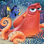 Finding Dory - 3 x 49 piece puzzles