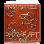 Hanayama Wire Puzzle Set - Orange
