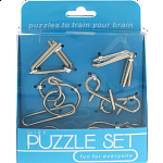 Hanayama Wire Puzzle Set - Blue