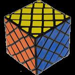 Professor Skewb Cube - Black Body