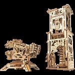 Mechanical Model - Archballista and Tower