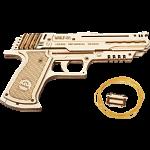 Mechanical Model - Wolf-01 Handgun