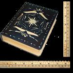 Romanian Secret Book Box - Dark Blue