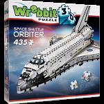 Space Shuttle Orbiter - Wrebbit 3D Jigsaw Puzzle