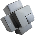 Fortress - Metal Puzzle