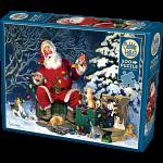 Santa's Little Helper - Large Piece