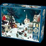 Moonlit Winter - Large Piece