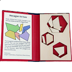 Puzzle Booklet - Hexagon to Two