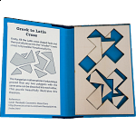 Puzzle Booklet - Greek to Latin Cross