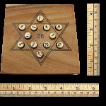 Star 26 Math Puzzle