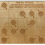 Bulls Eye 15