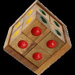 Crazy 6 Cube