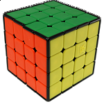 4x4x4 Master Cube - Black Body
