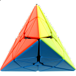 2x2x2 Discrete Pyraminx - 4 Solid Color
