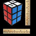 1688Cube 2x2x3 Cuboid - Black Body