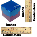 Dovetail Cube #03