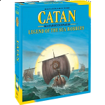 Catan Seafarers Scenario: Legend of the Sea Robbers