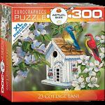 23 Cottage Lane - Large Piece Family Puzzle