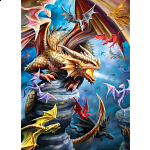 Dragon Clan - Anne Stokes Collection