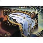 Salvador Dali: Soft Watch At First Explosion