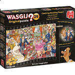 Wasgij Original #29: Catching Wedding Fever!