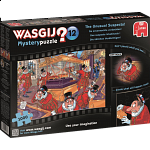 Wasgij Mystery #12: The Unusual Suspects!
