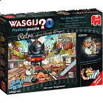 Wasgij Mystery Retro #1: The Wasgij Express!
