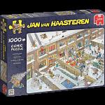 Jan van Haasteren Comic Puzzle - Christmas Eve