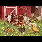 Barnyard Babies - Family Pieces Puzzle