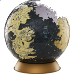 Game of Thrones: Globe (6 inch)