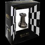 """Black"" Color Chess Piece - Rook"