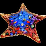 Starfish - Shaped Jigsaw Puzzle