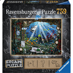 Escape Puzzle 4: Submarine