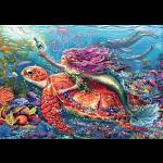 Mermaid Adventures - 2 x 24 piece puzzles