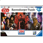 Star Wars Episode 8 - 200 Piece Panorama