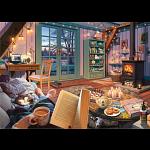 Cozy Retreat - Large Piece Format