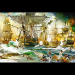 Battle on High Sea
