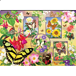 Butterfly Magic - Large Piece