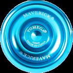 Maverick (Blue) - Aluminum Ball Bearing Yo-Yo