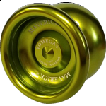 Maverick (Lime) - Aluminum Ball Bearing Yo-Yo