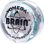 Brain (Clear) - Auto Return Yo-Yo
