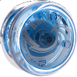 Raider (Blue) - Responsive Pro Level Ball Bearing Yo-Yo