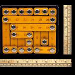 Constantin Puzzles: Tough Measures