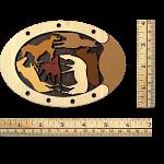 Constantin Puzzles: Wild Horses