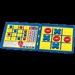 Take 'N' Play Anywhere Tic-Tac-Toe Magnetic Game Tin