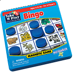 Take 'N' Play Anywhere Bingo Magnetic Game Tin